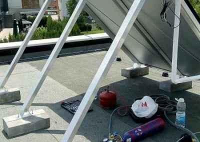 Стойка слънчеви панели|НЕНОВ ГАЗ СЕРВИЗ